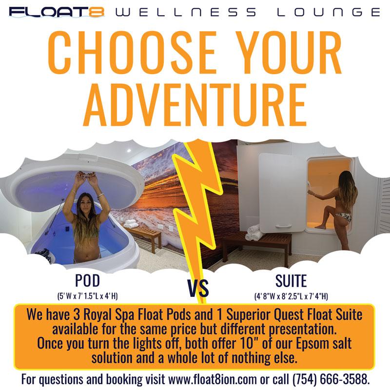 Pod vs Orb vs Cabin vs Deluxe Cabin: Choose Your Adventure