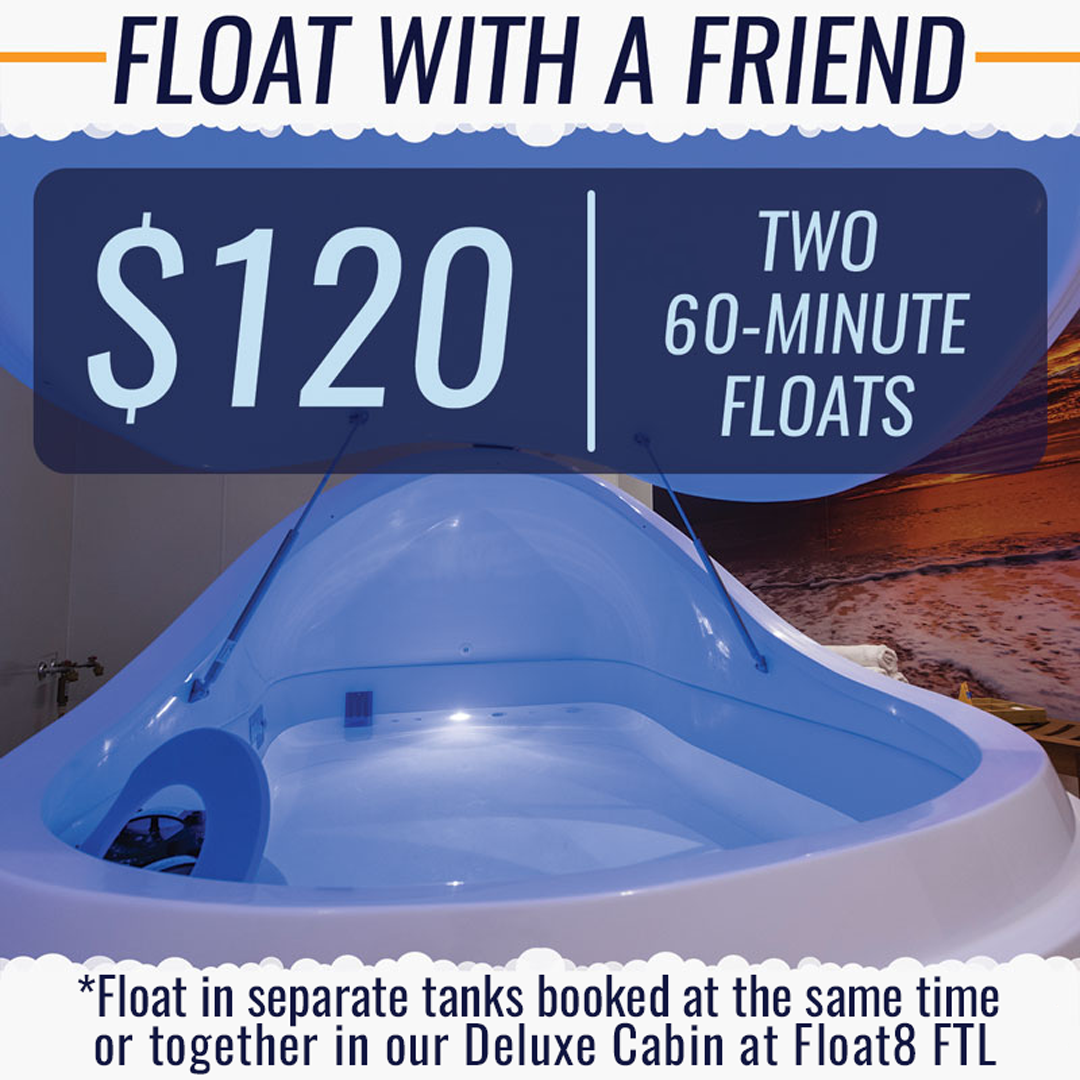 Float With A Friend Package