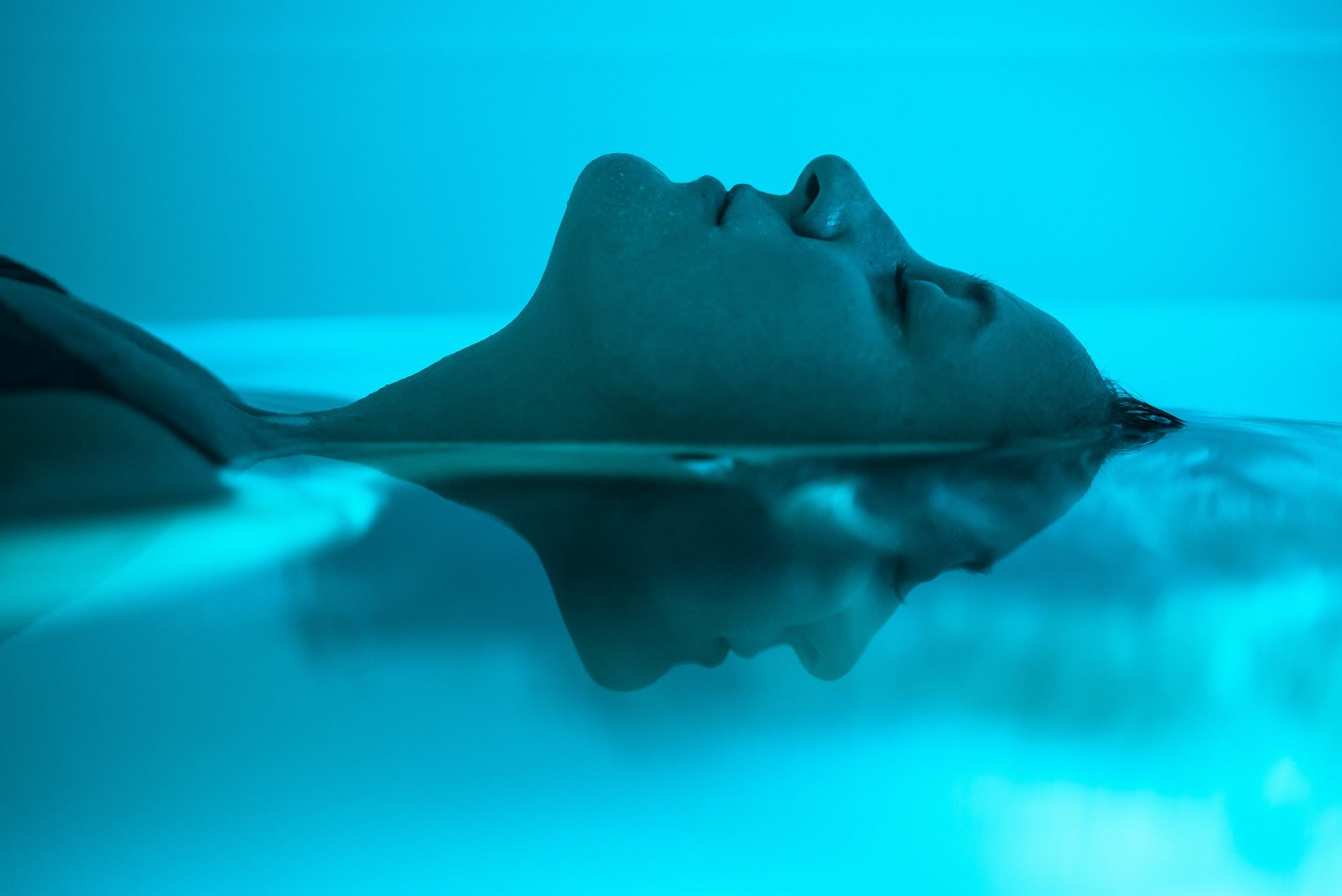 What Is Floatation Therapy? Here's What To Expect.