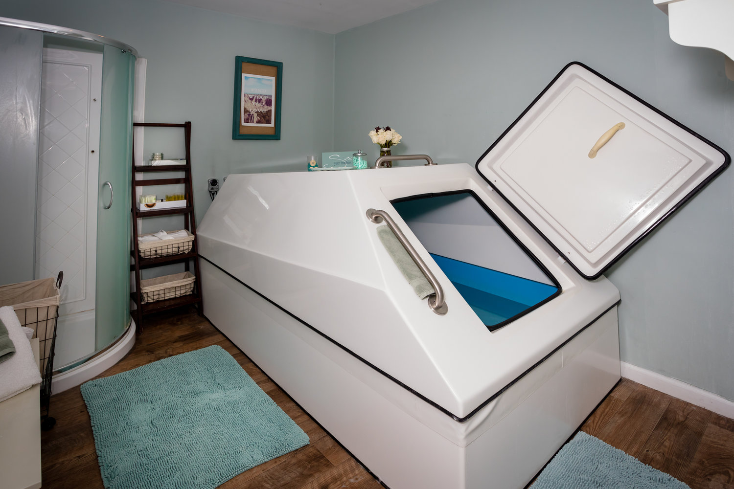 A Brief History of Floatation Therapy