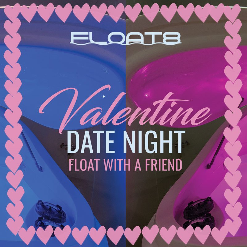 Float With Your Valentine